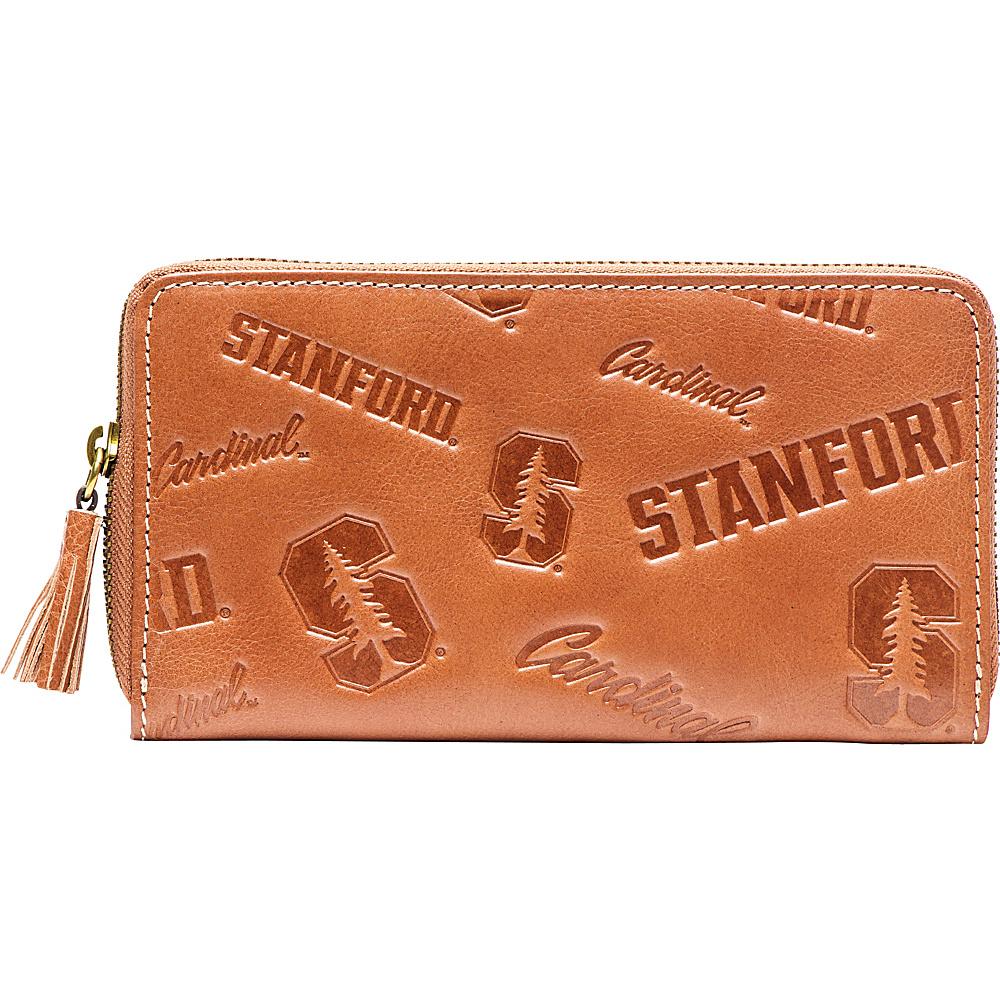 Jack Mason League NCAA Sideline Clutch Stanford Cardinal - Jack Mason League Leather Handbags - Handbags, Leather Handbags