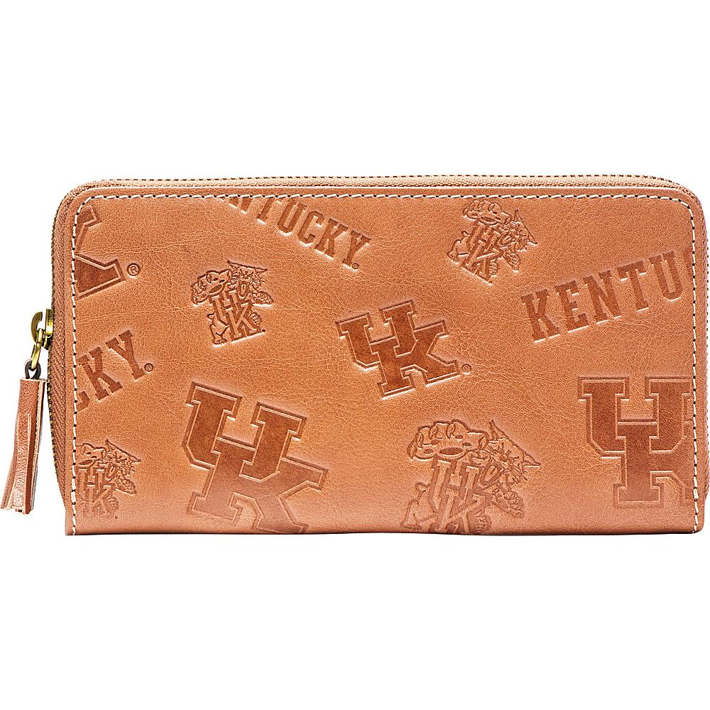 Jack Mason League NCAA Sideline Clutch Kentucky Wildcats - Jack Mason League Leather Handbags - Handbags, Leather Handbags