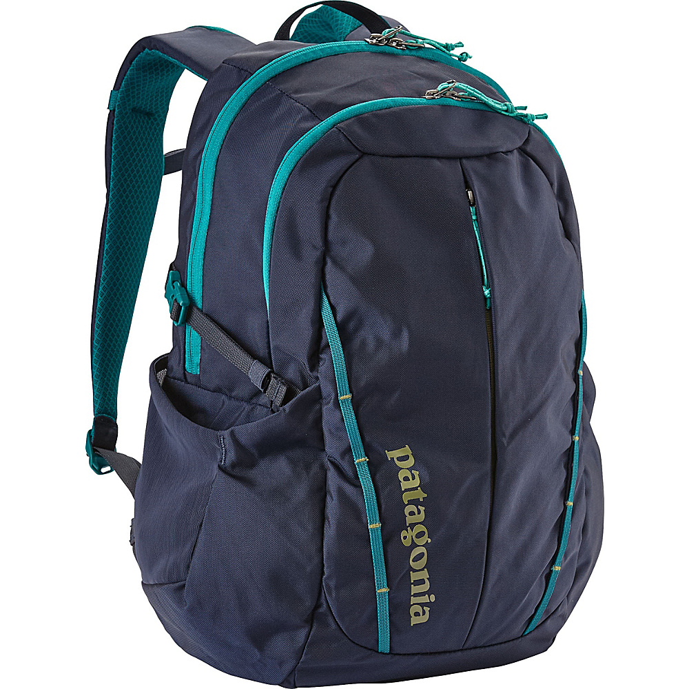 Patagonia Womens Refugio Pack 26L Navy Blue - Patagonia Laptop Backpacks - Backpacks, Laptop Backpacks
