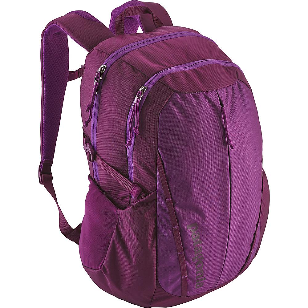 Patagonia Womens Refugio Pack 26L Geode Purple - Patagonia Laptop Backpacks - Backpacks, Laptop Backpacks