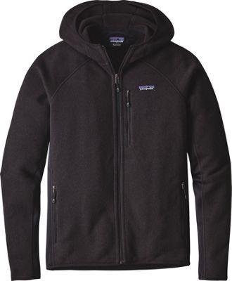 Patagonia Mens Performance Better Sweater Hoody XXL - Black - Patagonia Men's Apparel