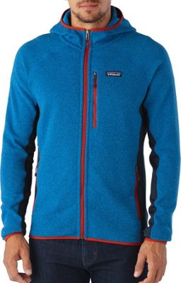 Patagonia Mens Performance Better Sweater Hoody XXL - Feather Grey - Patagonia Men's Apparel