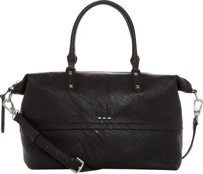 Splendid Ashton Satchel Black - Splendid Designer Handbags