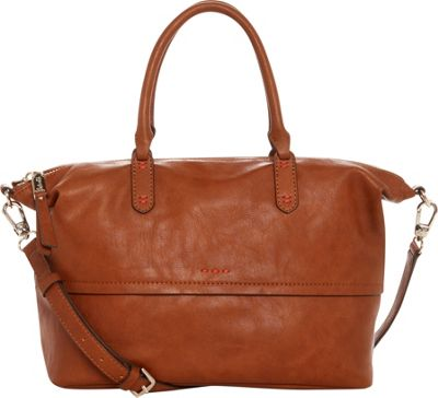 Splendid Ashton Satchel Cognac - Splendid Designer Handbags