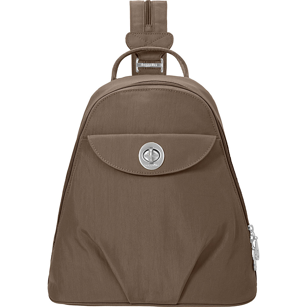 baggallini Dallas Convertible Backpack Portobello - baggallini Fabric Handbags - Handbags, Fabric Handbags