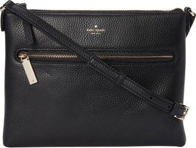 kate spade new york Hopkin Street Gabrielle Crossbody Black - kate spade new york Designer Handbags