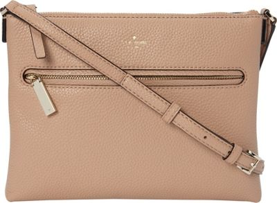 kate spade new york Hopkin Street Gabrielle Crossbody Brown Sugar - kate spade new york Designer Handbags