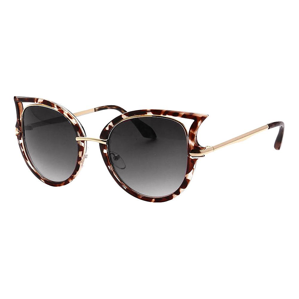 SW Global Women Sexy Elegant Cateye UV400 Sunglasses Leopard Gradient - SW Global Eyewear - Fashion Accessories, Eyewear