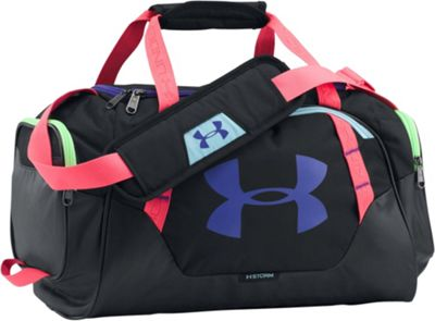 Under Armour Undeniable 3.0 Extra Small Duffle Black/Black/Constellation Purple - Under Armour Gym Bags