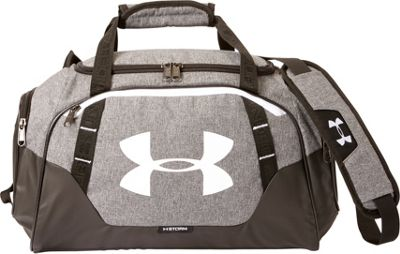 Under Armour Undeniable 3.0 Extra Small Duffle Graphite/Black - Under Armour Gym Bags
