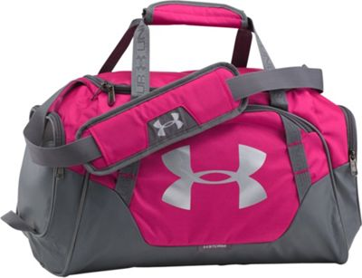 Under Armour Undeniable 3.0 Extra Small Duffle Tropic Pink/Graphite/Silver - Under Armour Gym Bags