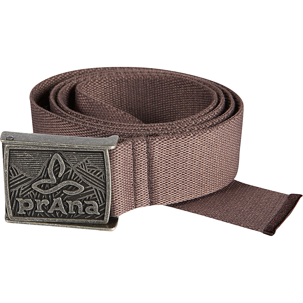 PrAna Union Belt L/XL - Mud - PrAna Belts - Fashion Accessories, Belts