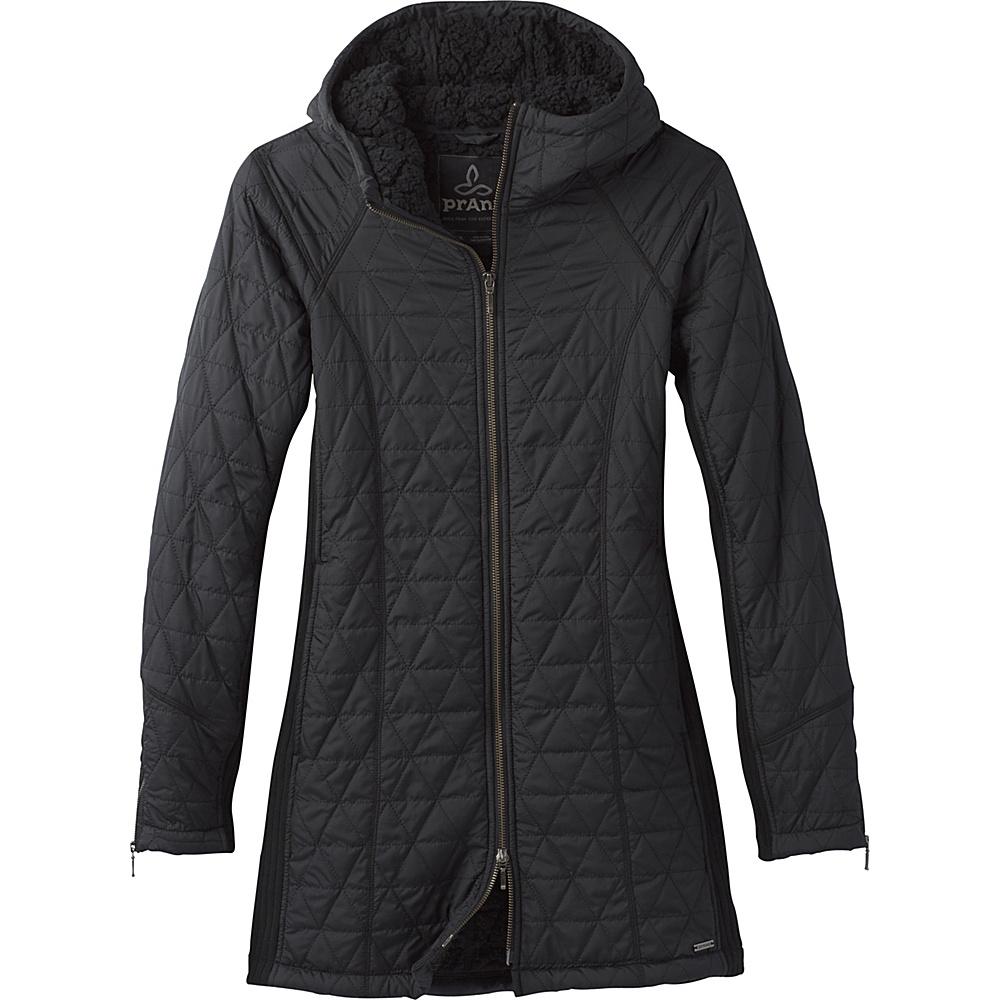 PrAna Diva Long Jacket M - Black - PrAna Womens Apparel - Apparel & Footwear, Women's Apparel