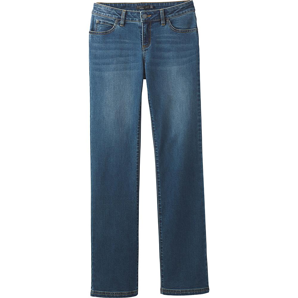 PrAna Geneva Jean 0 - Petite - Antique Blue - PrAna Womens Apparel - Apparel & Footwear, Women's Apparel