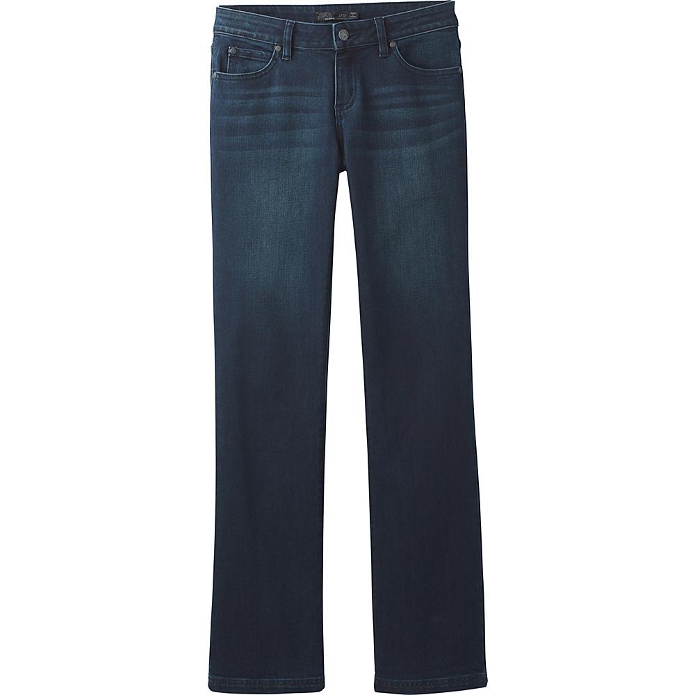 PrAna Geneva Jean 2 - Long - Dark Indigo - PrAna Womens Apparel - Apparel & Footwear, Women's Apparel