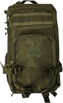Hooey Small Military Backpack Green - Hooey Tactical