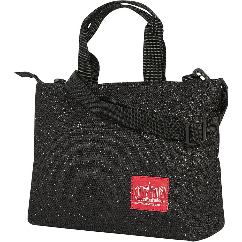 Manhattan Portage Midnight Remsen Street Tote Black - Manhattan Portage Leather Handbags - Handbags, Leather Handbags