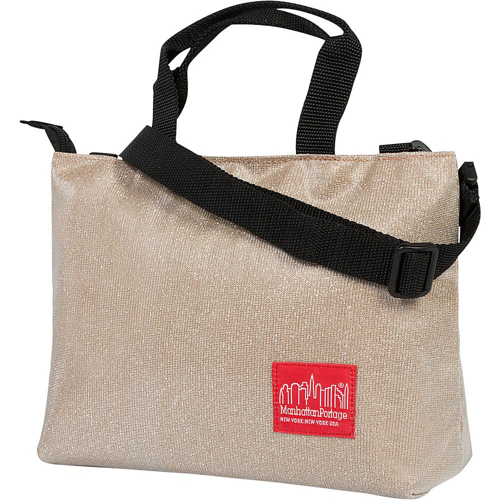 Manhattan Portage Midnight Remsen Street Tote Champange - Manhattan Portage Leather Handbags - Handbags, Leather Handbags