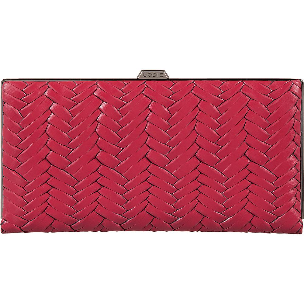 Lodis Nova RFID Quinn Clutch Wallet Fuchsia - Lodis Womens Wallets - Women's SLG, Women's Wallets