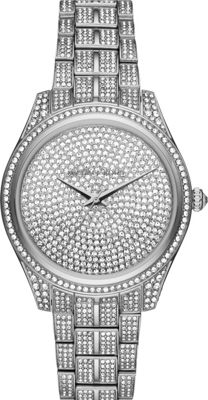Michael Kors Watches Lauryn Three-Hand Watch Silver - Michael Kors Watches Watches