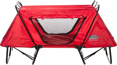 Kamp Rite Kid's Tent Cot with Rain Fly Red - Kamp Rite Outdoor Accessories