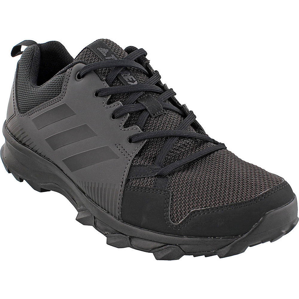 adidas outdoor Mens Terrex Tracerocker Shoe 7.5 - Black/Black/Utility Black - adidas outdoor Mens Footwear - Apparel & Footwear, Men's Footwear