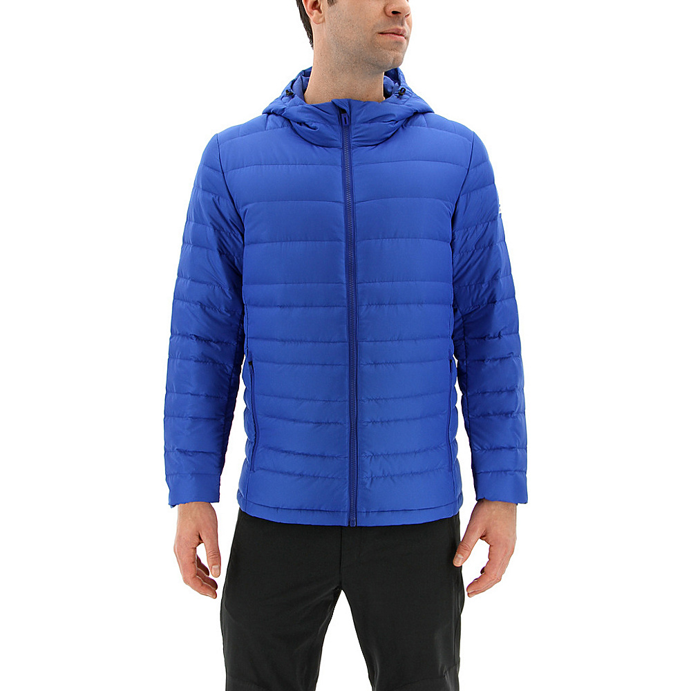 adidas outdoor Mens Climawarm Nuvic Jacket S - Collegiate Royal/White - adidas outdoor Mens Apparel - Apparel & Footwear, Men's Apparel