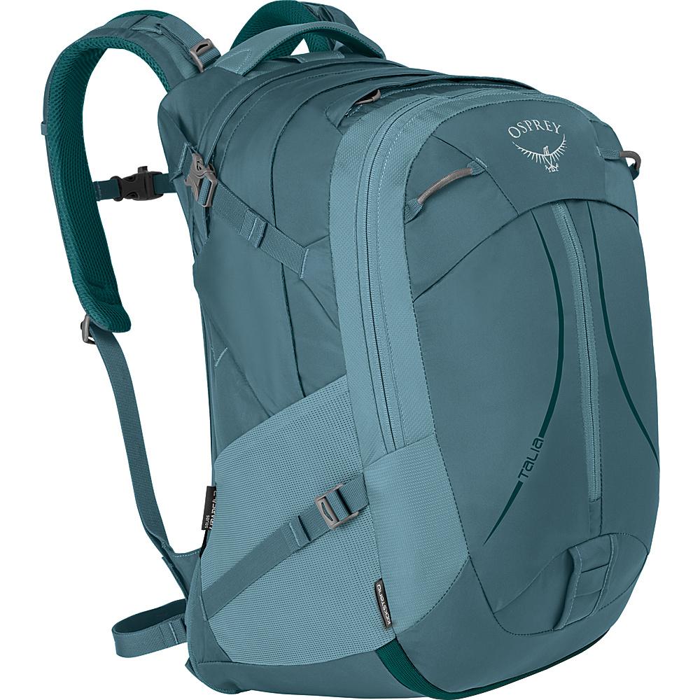 Osprey Womens Talia 30L Laptop Backpack Liquid Blue - Osprey Laptop Backpacks - Backpacks, Laptop Backpacks