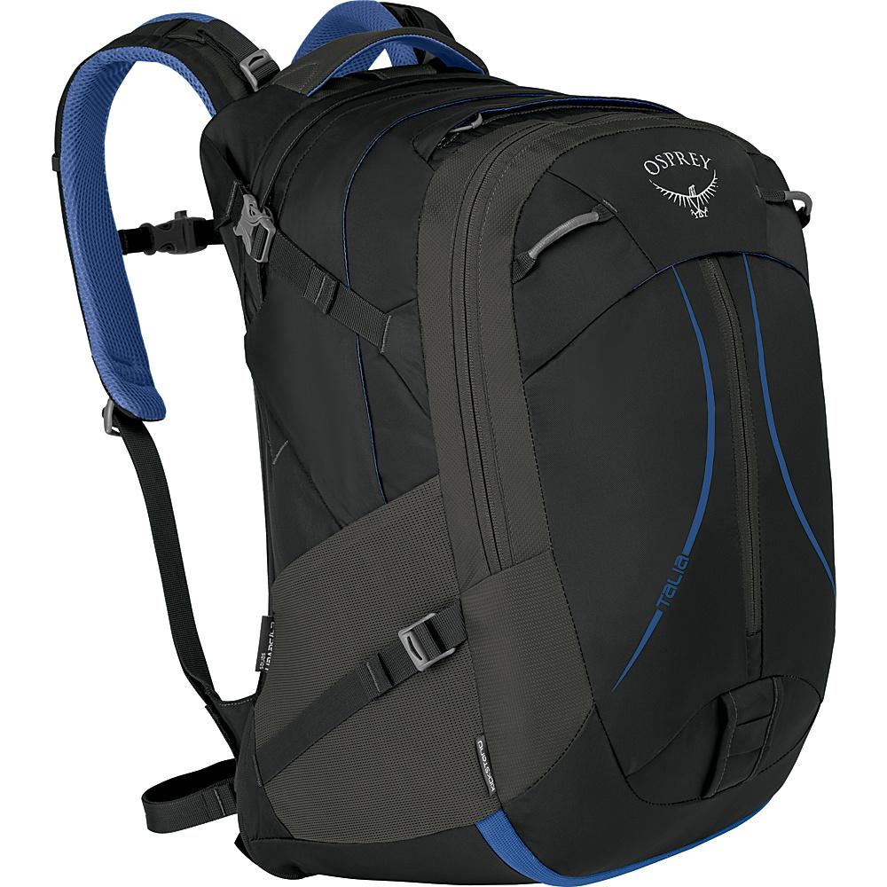Osprey Womens Talia 30L Laptop Backpack Black Orchid - Osprey Laptop Backpacks - Backpacks, Laptop Backpacks
