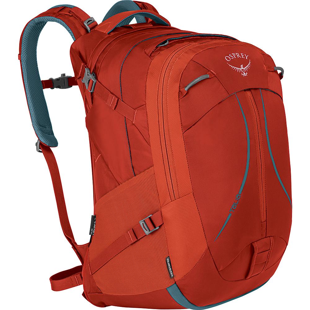 Osprey Womens Talia 30L Laptop Backpack Sandstone Orange - Osprey Laptop Backpacks - Backpacks, Laptop Backpacks