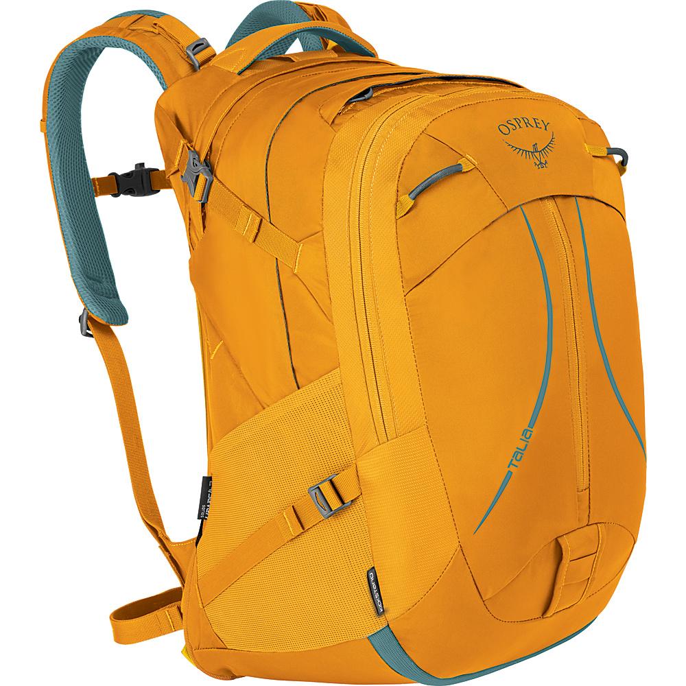 Osprey Womens Talia 30L Laptop Backpack Finch Yellow - Osprey Laptop Backpacks - Backpacks, Laptop Backpacks