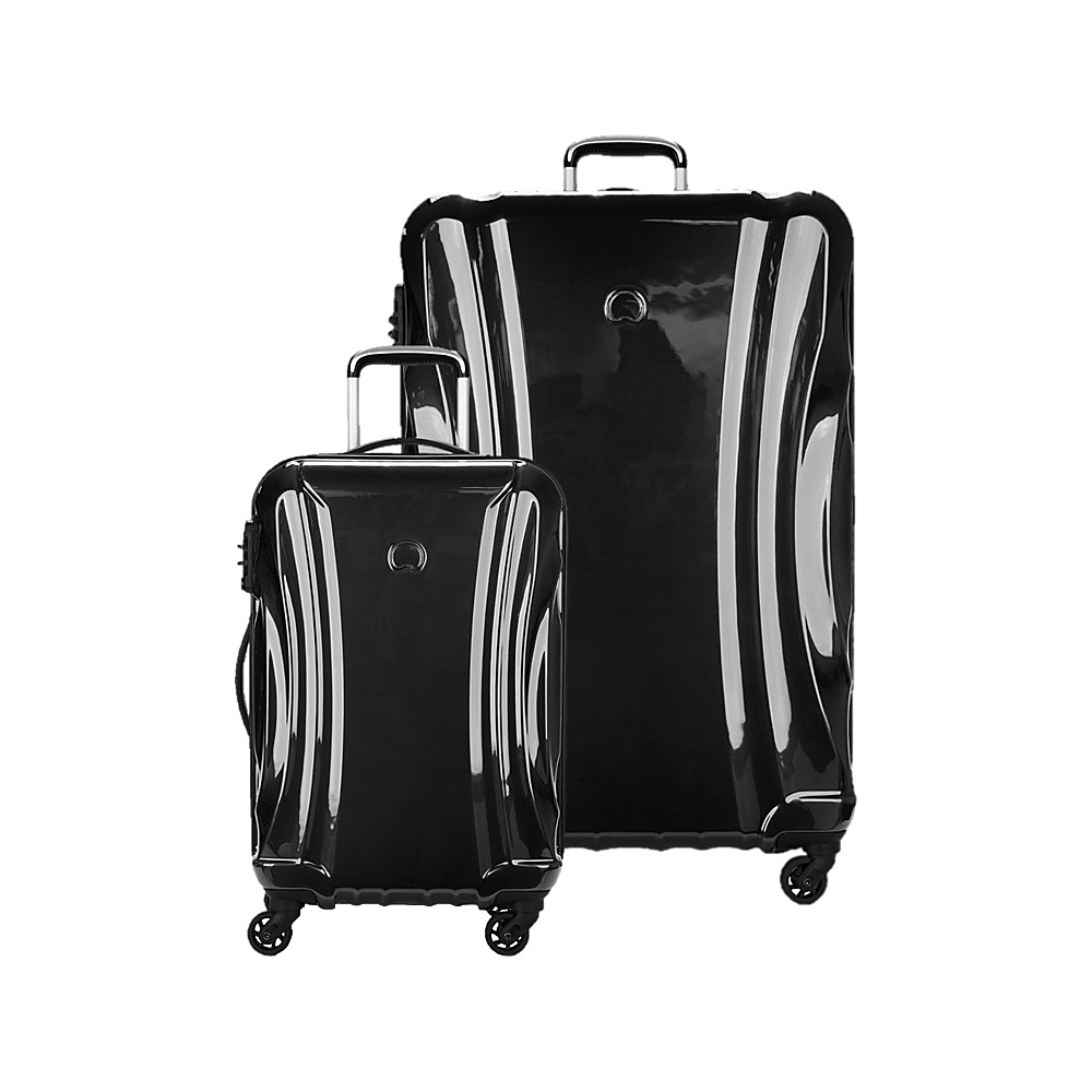 delsey luggage how to set lock