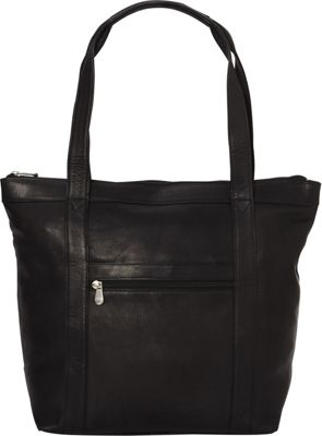 Le Donne Leather Phalicia Tote Black - Le Donne Leather Leather Handbags