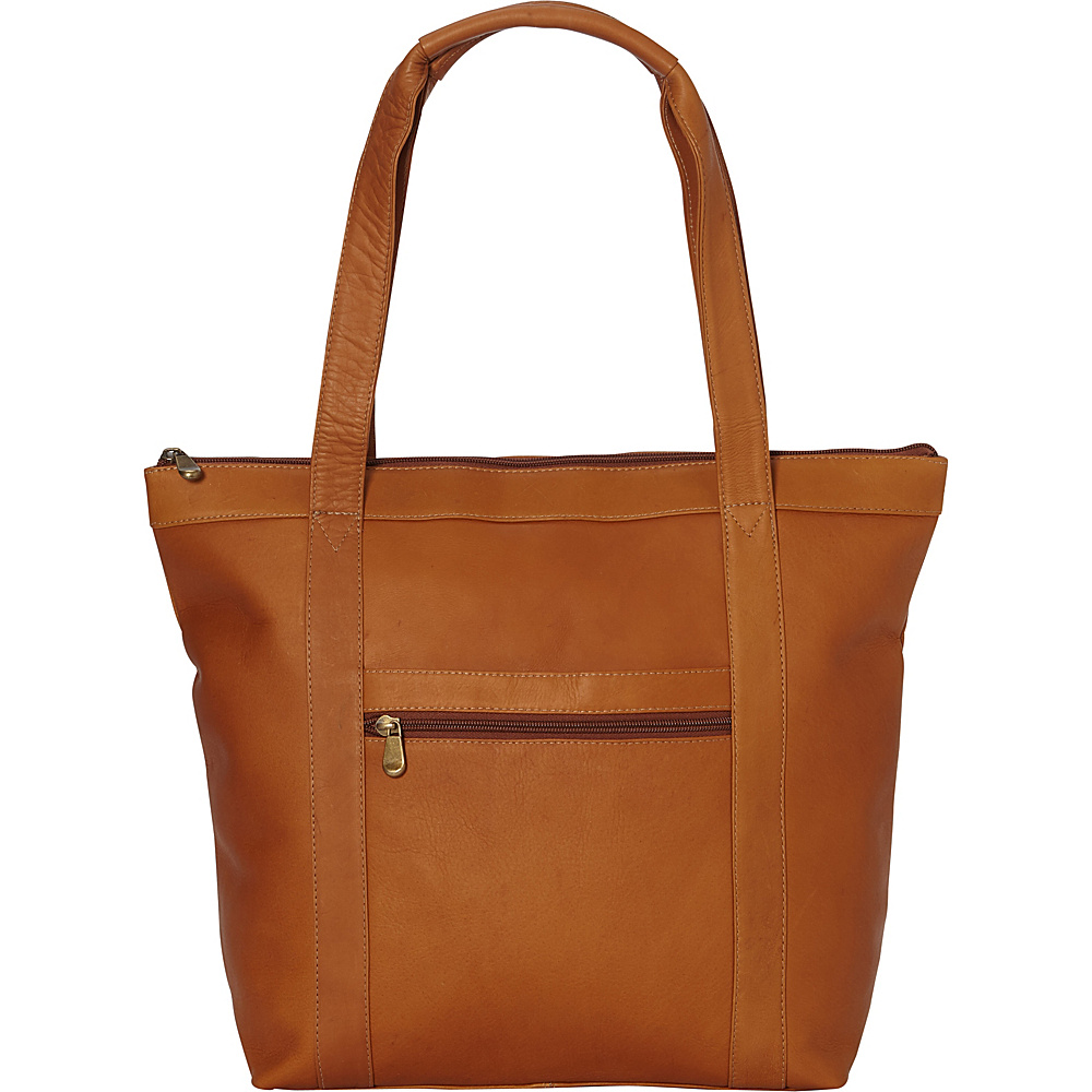 Le Donne Leather Phalicia Tote Tan - Le Donne Leather Leather Handbags - Handbags, Leather Handbags