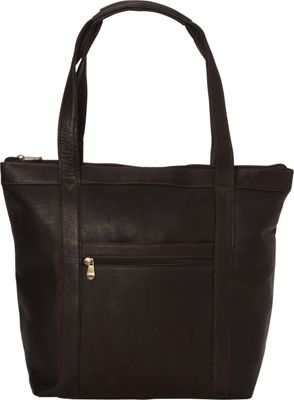 Le Donne Leather Phalicia Tote Cafe - Le Donne Leather Leather Handbags
