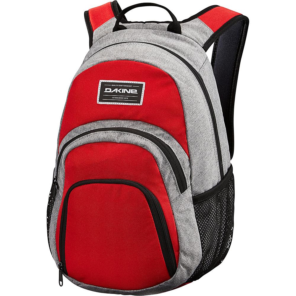 DAKINE Campus Mini 18L Backpack Red - DAKINE School & Day Hiking Backpacks - Backpacks, School & Day Hiking Backpacks