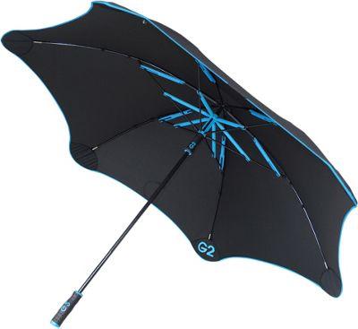 BLUNT Umbrella Golf Umbrella Aqua Blue - BLUNT Umbrella Umbrellas and Rain Gear