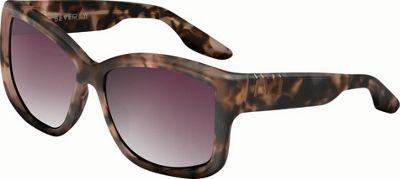 IVI Beverly Sunglasses Matte Mauve Tortoise - IVI Eyewear