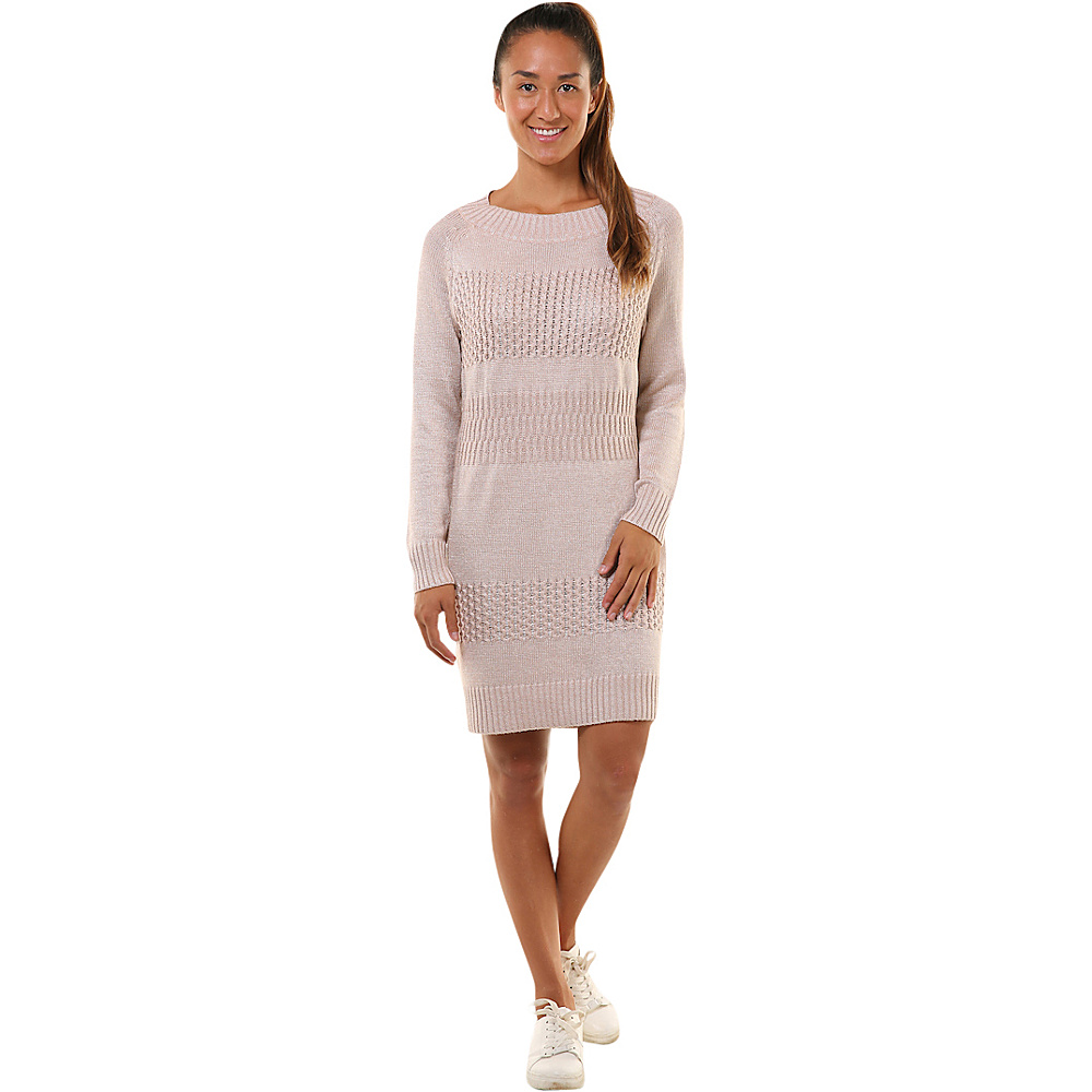 Soybu Retreat Dress M - Buff - Soybu Womens Apparel - Apparel & Footwear, Women's Apparel