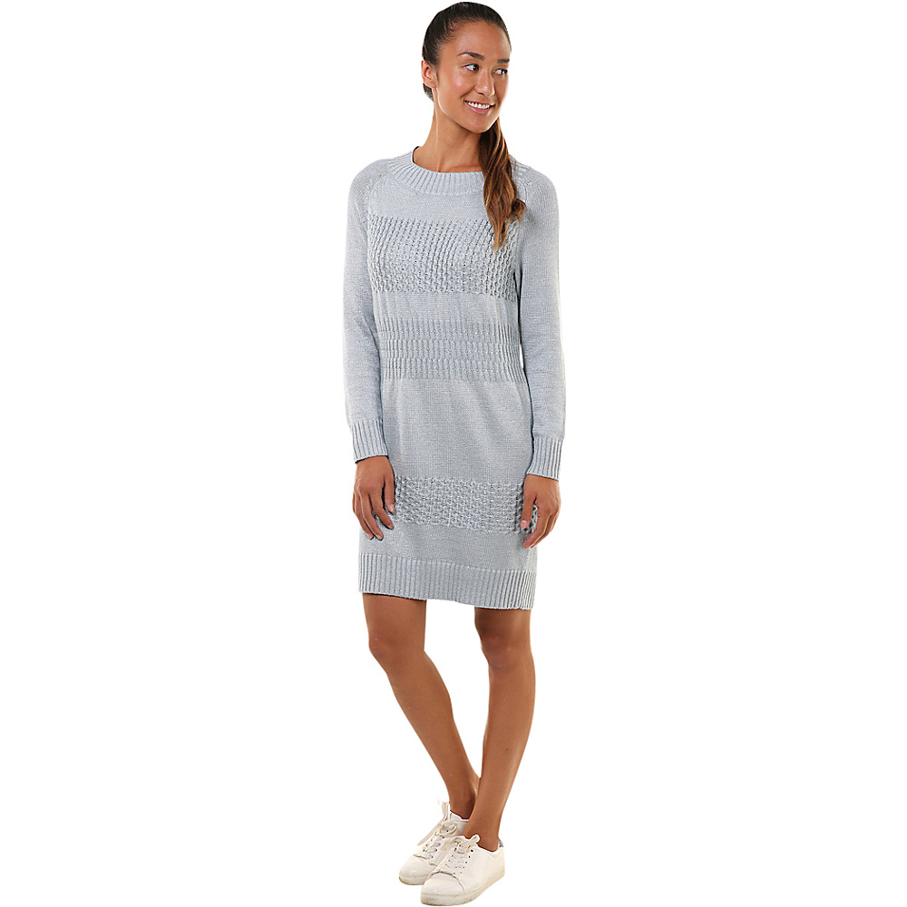Soybu Retreat Dress L - Ozone - Soybu Womens Apparel - Apparel & Footwear, Women's Apparel