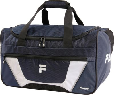 Fila Cannon 3 Small Duffel Gym Sports Bag Navy - Fila Gym...