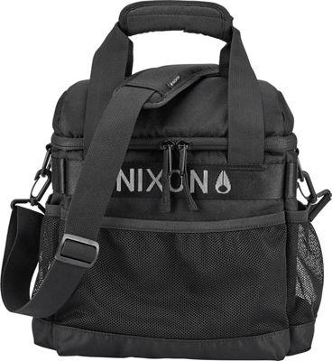 Nixon Windansea Cooler Bag Black / White - Nixon Travel Coolers