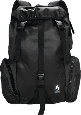 Nixon Waterlock Backpack III Black - Nixon Day Hiking Backpacks