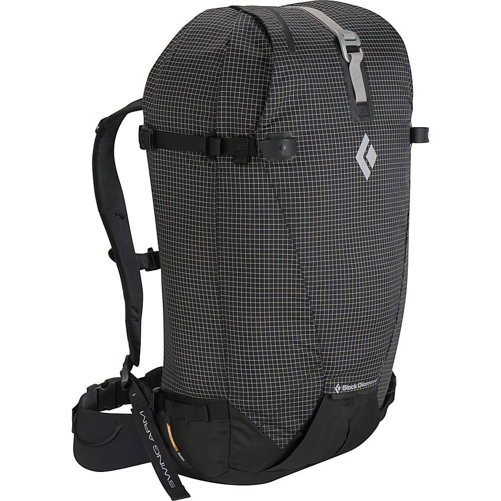 Black Diamond Cirque 35 Ski Pack Black - Small/Medium - Black Diamond Day Hiking Backpacks - Outdoor, Day Hiking Backpacks