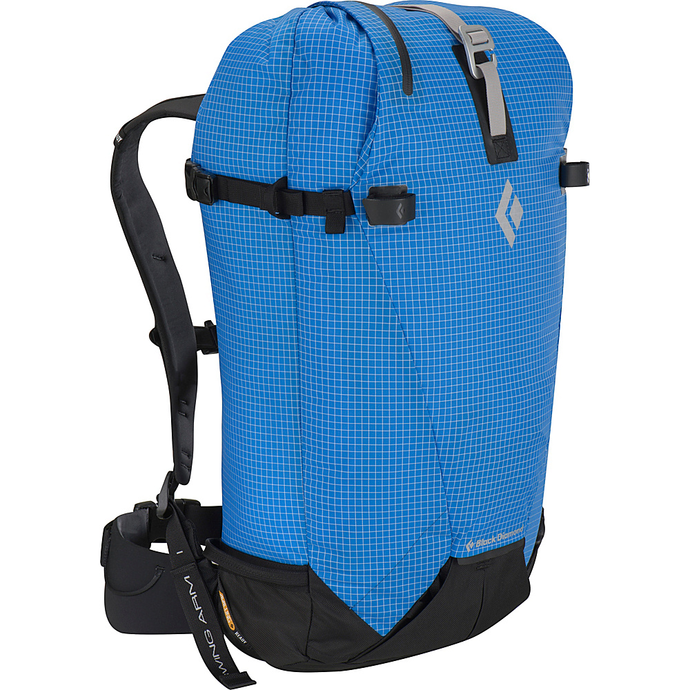 Black Diamond Cirque 35 Ski Pack Ultra Blue - Small/Medium - Black Diamond Day Hiking Backpacks - Outdoor, Day Hiking Backpacks