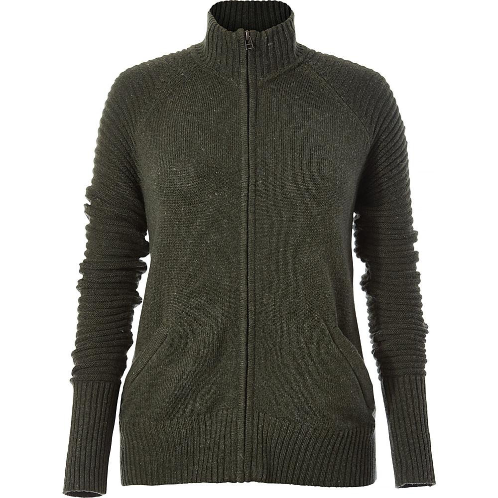 Royal Robbins Womens Highlands Jacket S - Bay Leaf - Royal Robbins Womens Apparel - Apparel & Footwear, Women's Apparel