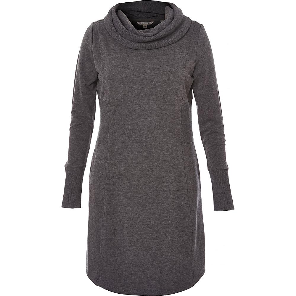 Royal Robbins Womens Channel Island Dress XS - Charcoal - Royal Robbins Womens Apparel - Apparel & Footwear, Women's Apparel