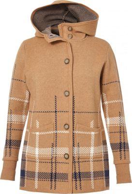 Royal Robbins Womens Sweater Coat Hoody L - Apple Cinnamon - Royal Robbins Women's Apparel