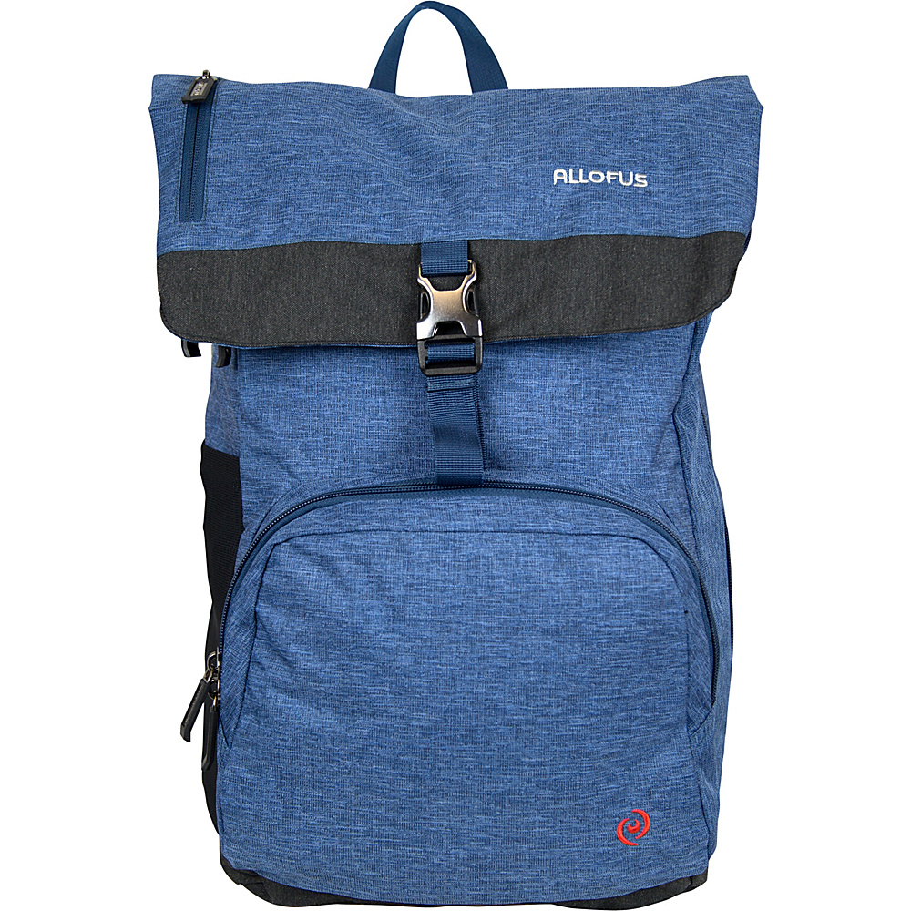 All of Us Cruiser Laptop Backpack Blue – All of Us Business & Laptop Backpacks
