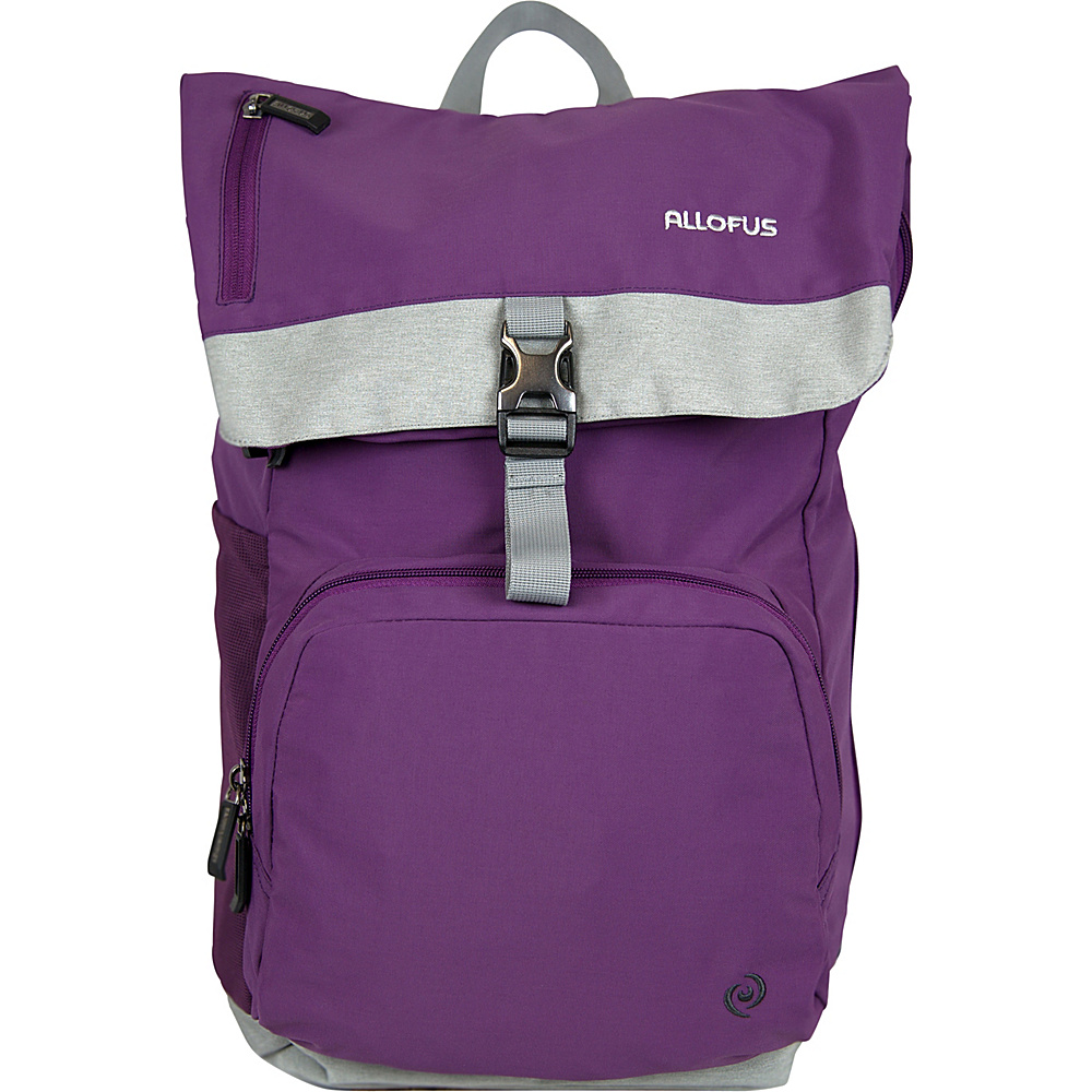 All of Us Cruiser Laptop Backpack Plum – All of Us Business & Laptop Backpacks